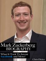 Mark Zuckerberg Biography