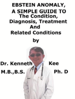 Ebstein Anomaly, A Simple Guide To The Condition, Diagnosis, Treatment And Related Conditions