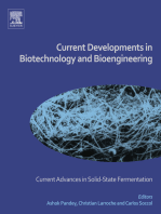Current Developments in Biotechnology and Bioengineering: Current Advances in Solid-State Fermentation