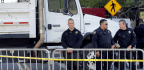 Police Departments Look To Garbage Trucks To Block Vehicle Attacks In Crowds