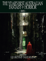 The Year's Best Australian Fantasy and Horror 2015 (volume 6)