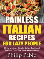 Painless Italian Recipes For Lazy People