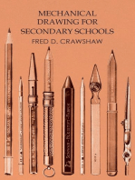 Mechanical Drawing for Secondary Schools