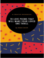 70 Love Poems That Will Make Your Loved One Thrill