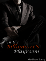 In the Billionaire's Playroom