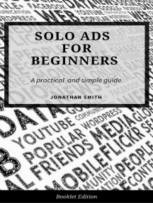 Solo Ads for Beginners: For Beginners
