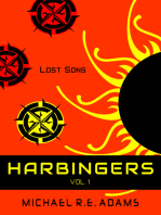 Lost Sons (Harbingers, Vol. 1)