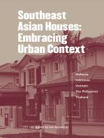 Southeast Asian Houses: Embracing Urban Context