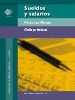 Sueldos y salarios. Personas físicas. Guía práctica 2017