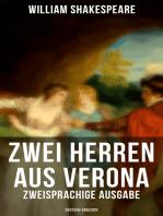 Zwei Herren aus Verona (Zweisprachige Ausgabe