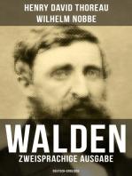 WALDEN (Zweisprachige Ausgabe