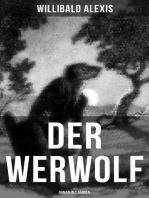 DER WERWOLF (Roman in 2 Bänden)
