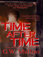 Time After Time a Gay Paranormal Western Love Story