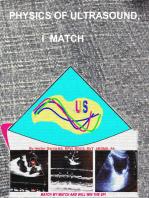 Physics Of Ultrasound, I Match