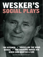 Wesker's Social Plays