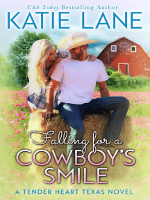 Falling for a Cowboy's Smile: Tender Heart Texas, #4