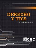 Derecho y TICS