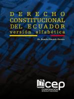 Derecho constitucional del Ecuador (versión alfabética)