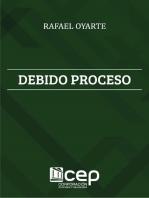 Debido proceso (2a. edición)