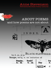 About Poems: and how poets are not about