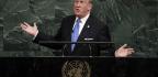 After Trump's U.N. Speech, Some Senators Look To Reinforce War Powers