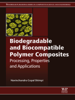 Biodegradable and Biocompatible Polymer Composites: Processing, Properties and Applications