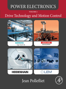 Power Electronics: Drive Technology and Motion Control