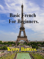 Basic French For Beginners.