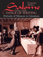 Salome and the Dance of Writing