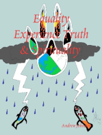 Equality Experience Truth & Spirituality
