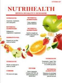Lea Nutrihealth Rivista Di Salute E Benessere De Roberta Graziano En Linea Libros