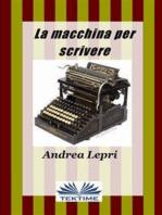 La macchina per scrivere