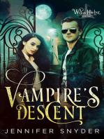 Vampire's Descent (Willow Harbor Book 2)