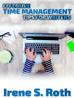 Effective Time Management Tips for Writers