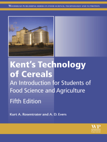 Kent's Technology of Cereals: An Introduction for Students of Food Science and Agriculture