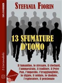 13 sfumature d'uomo