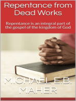 Repentance from Dead Works