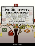 Productivity Through PLF