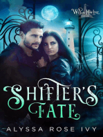 Shifter's Fate (Willow Harbor #1)
