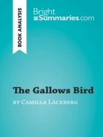 The Gallows Bird by Camilla Läckberg (Book Analysis)