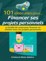 101 idées utiles pour... financer ses projets personnels