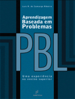 Aprendizagem baseada em problemas (PBL)