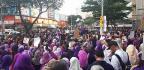 Purple March Unites a Thousand Malaysian Women Against 'Toxic Politics'