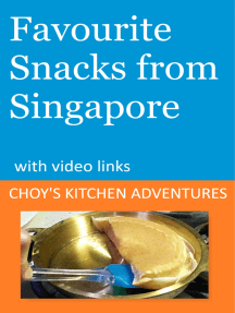 Favourite Snacks from Singapore