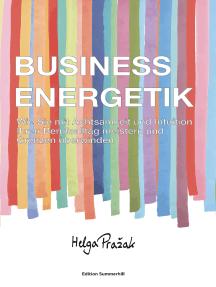 BUSINESS ENERGETIK: Wie Sie mit Achtsamkeit und Intuition Ihren Berufsalltag meistern und Grenzen überwinden