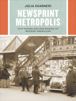 Newsprint Metropolis