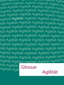 Glossar Agilität: kurz - knapp - klar