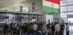 Iraq Threatens To Cut Off Kurdish Region's Airports After Independence Vote