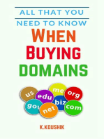 All That You Need to Know When Buying Domains