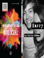 Harry & Thick Skin: Two Plays: Two Plays